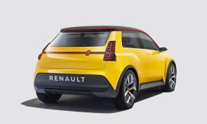 Renault 5 Konzept Header