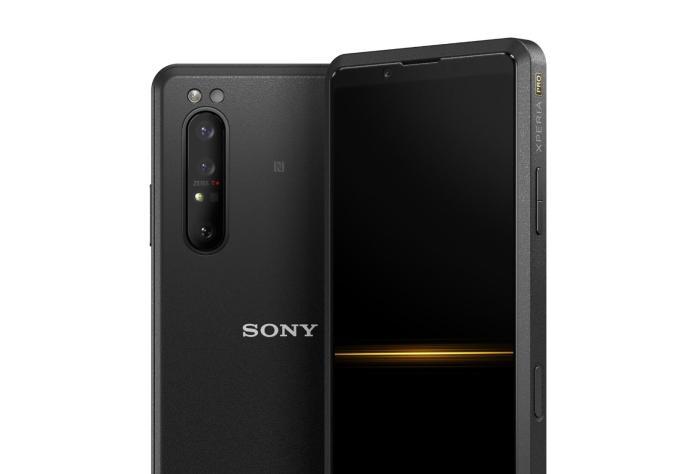 Sony Xperia Pro Header