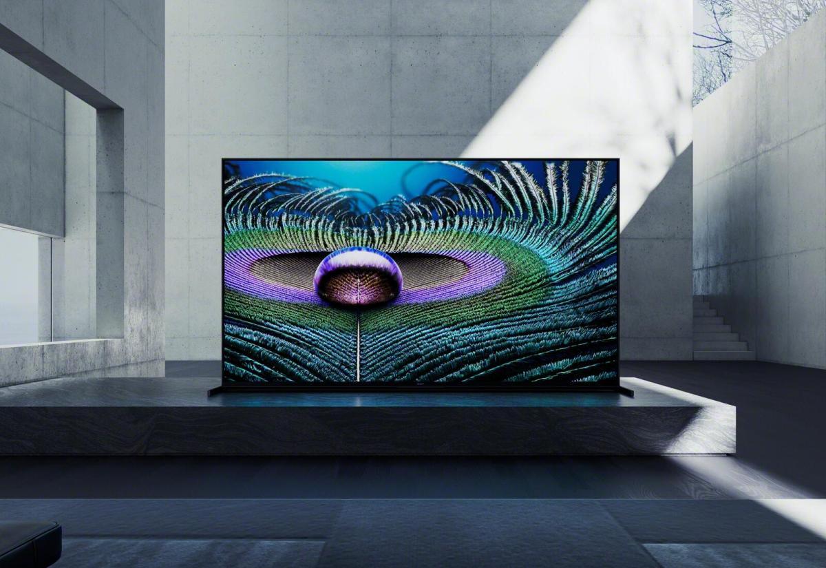 Sony Z9j Oled Tv Header