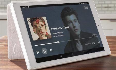 Amazon Alexa Fire Tablet