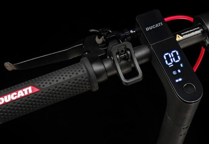 Ducati Pro I Evo Scooter Display