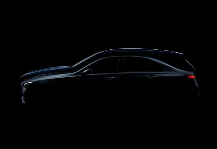 Mercedes Benz C Klasse Teaser