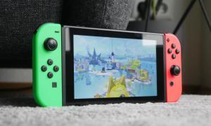 Nintendo Switch Super Mario Bowser Fury