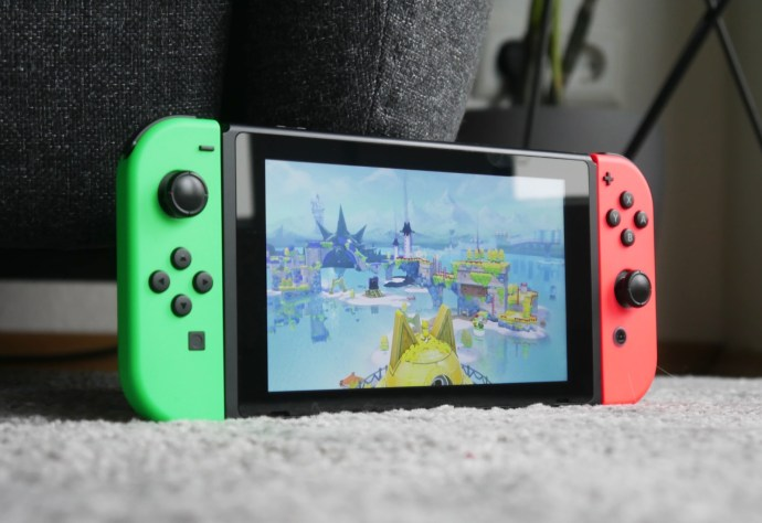 Nintendo Switch Super Mario Bowser Fury