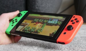 Nintendo Switch Zelda Hand