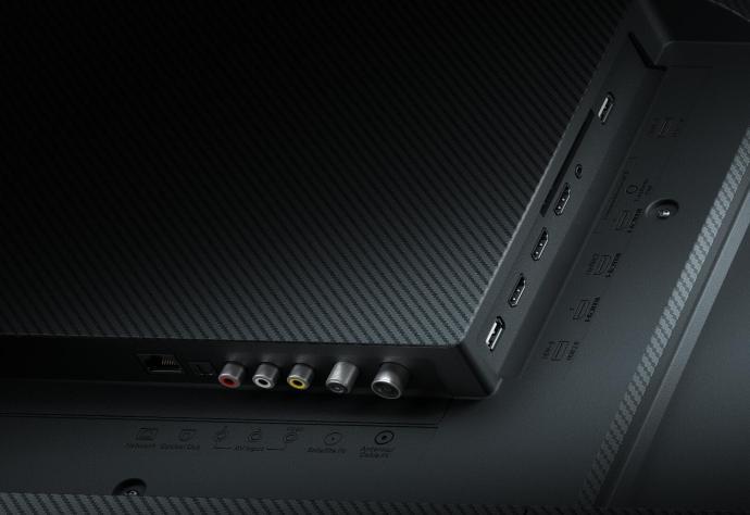 Xiaomi Mi Tv Q1 75 Zoll Detail
