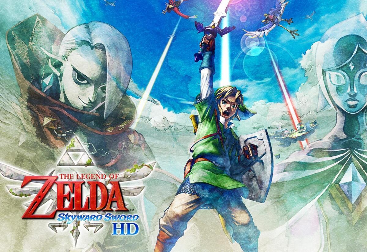 Zelda Skyward Sword Hd
