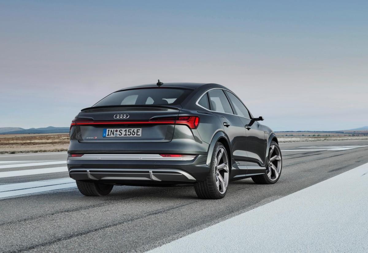 Audi Etron Sportback Header