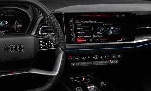 Audi Q4 Etron Display