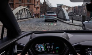 Audi Q4 Etron Head Up Display