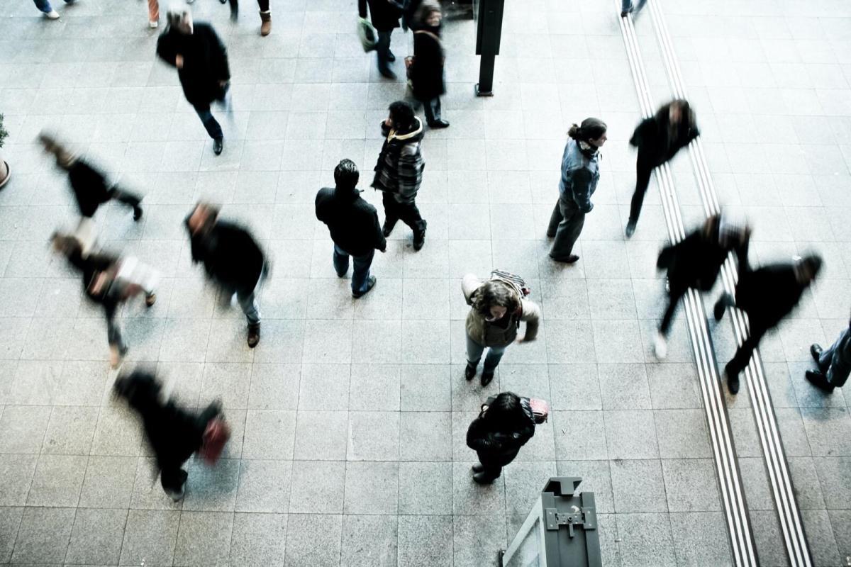 Crowd Menschen