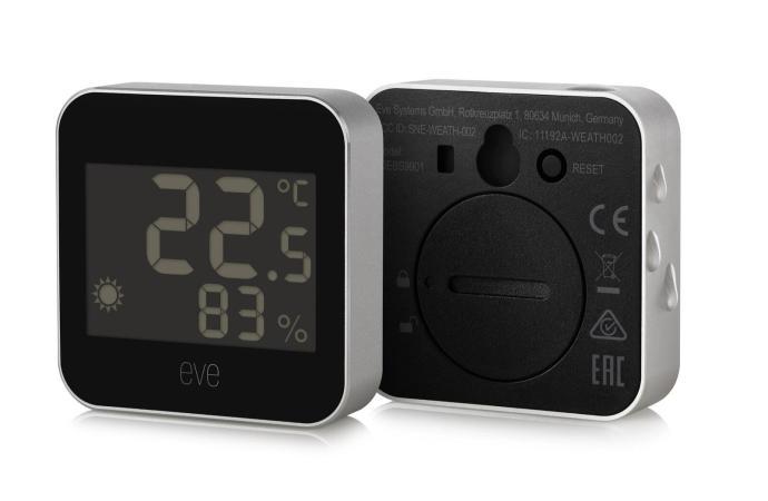 Eve Weather Device 03 Celsius