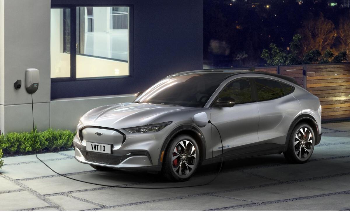 Ford 2020 Go Electric Mach E