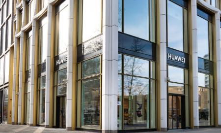 Huawei Store Berlin Front
