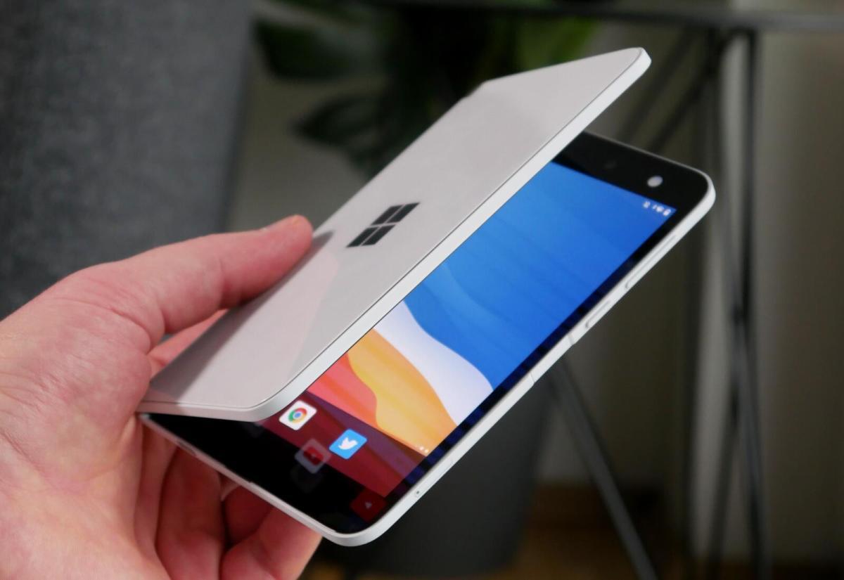 Surface Duo 2: Microsoft könnte viele Standards nachreichen