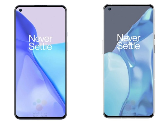 Oneplus 9 Pro Front