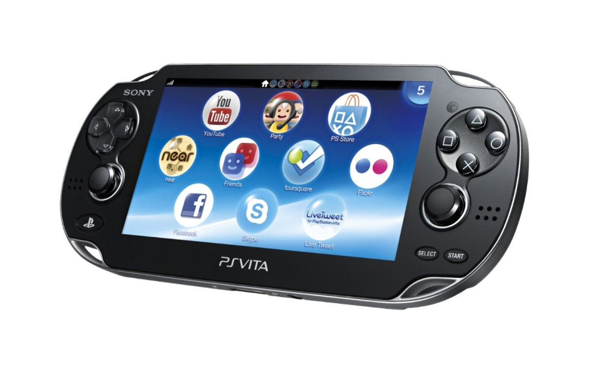 Playstation Ps Vita Header