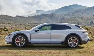 Porsche Taycan Cross Turismo Seite