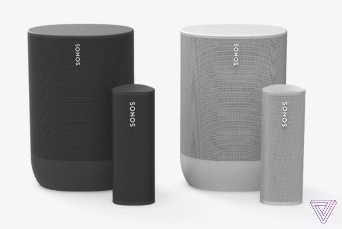 Sonos Move Roam Leak