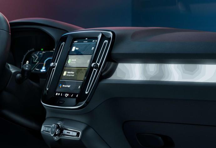 Volvo C40 Innen