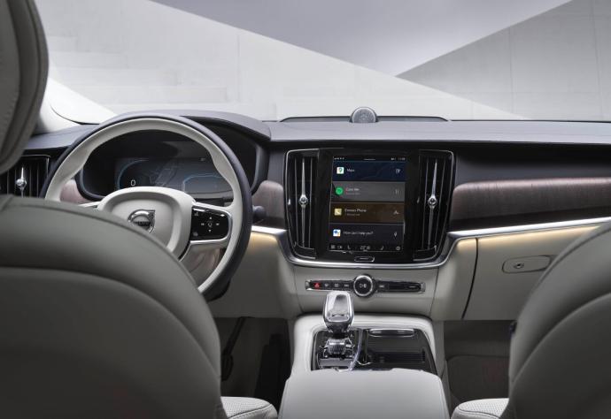 Volvo Xc60 Android Automotive