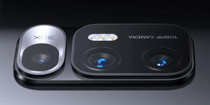 Xiaomi Mi Mix Fold Kamera