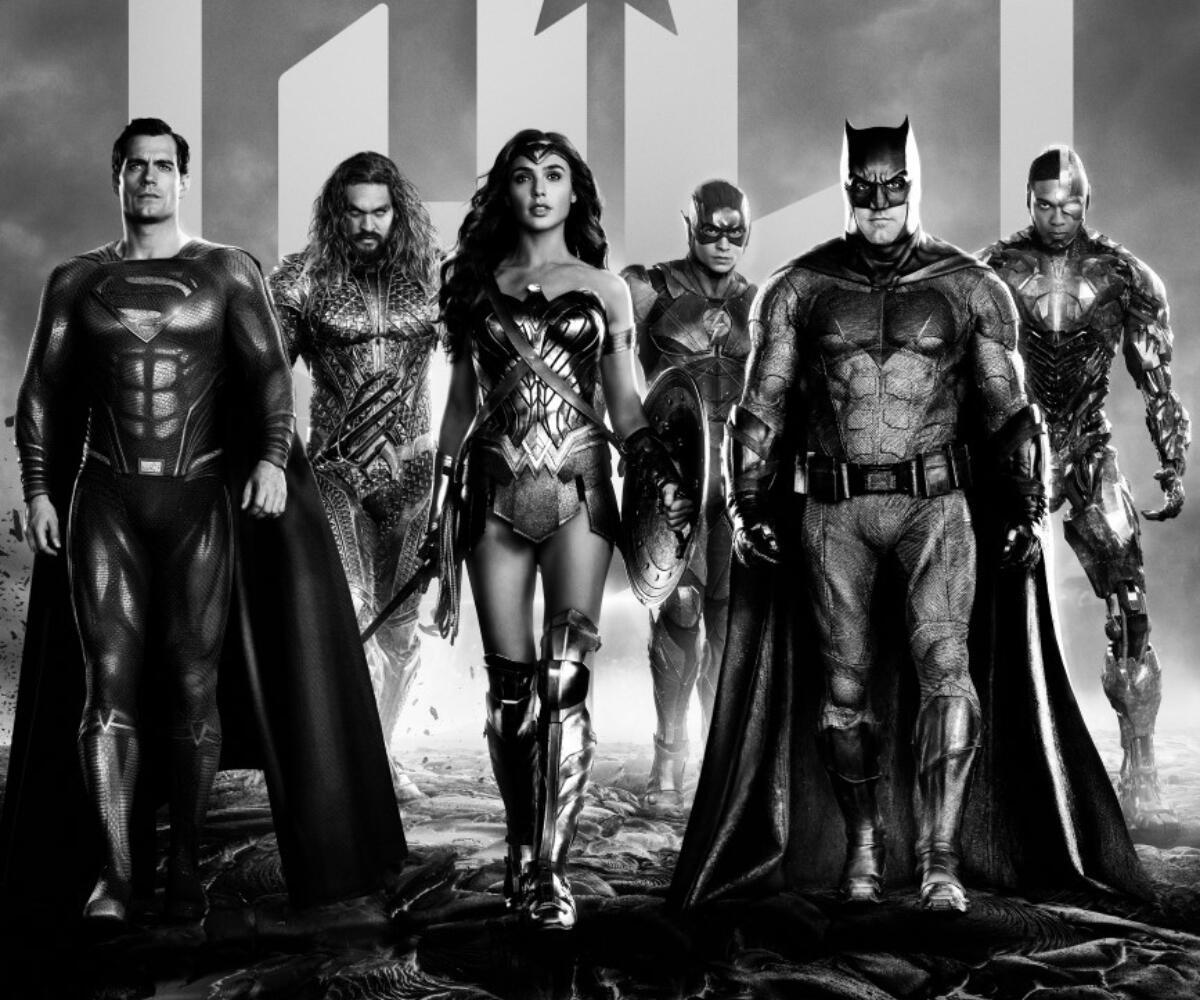 Zakc Snyder Justice League