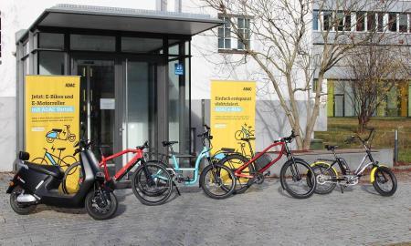 Adac Se Das Unternehmen Adac E Ride All Bikes