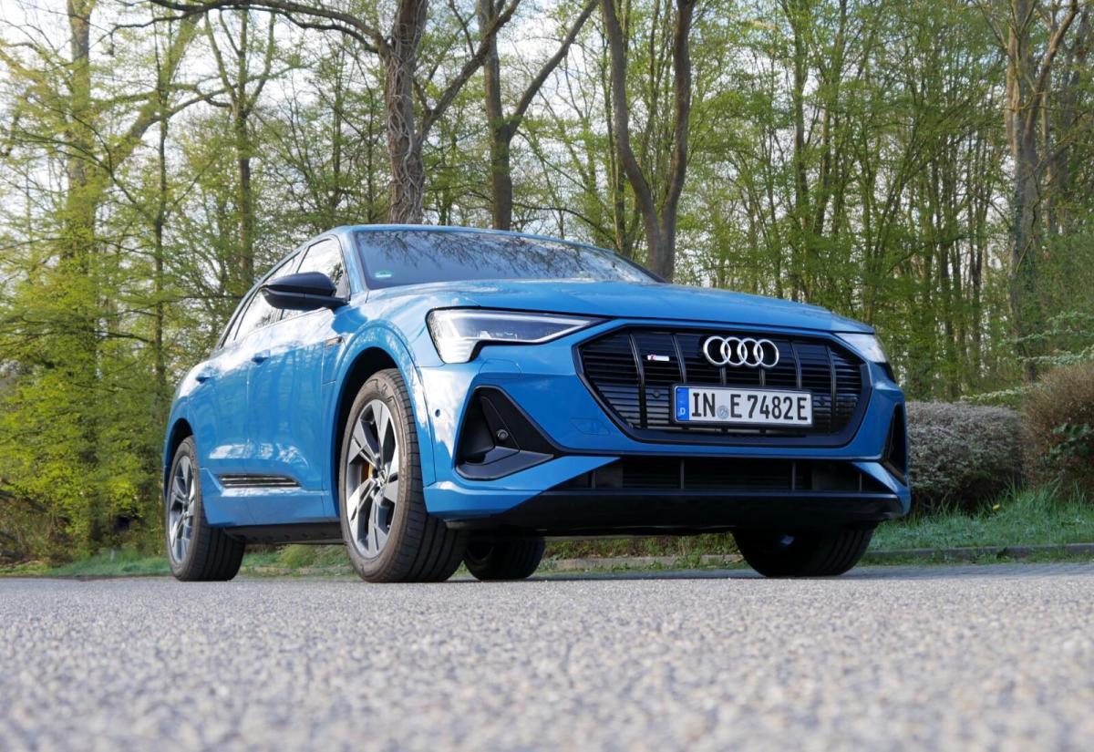 Audi Etron 2021 Header