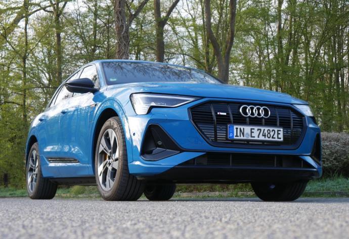 Audi Etron 2021