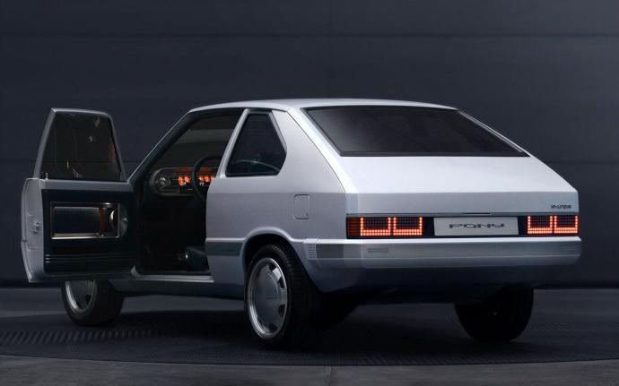 Hyundai Pony Elektro