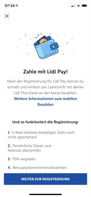 Lidl Pay 2