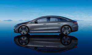 Mercedes Benz Eqs Seite