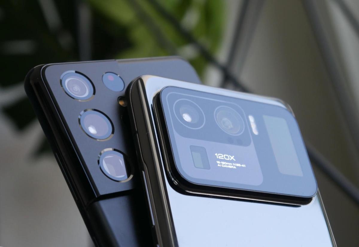 Flaggschiff-Test 2021: Samsung Galaxy S21 Ultra vs. Xiaomi Mi 11 Ultra