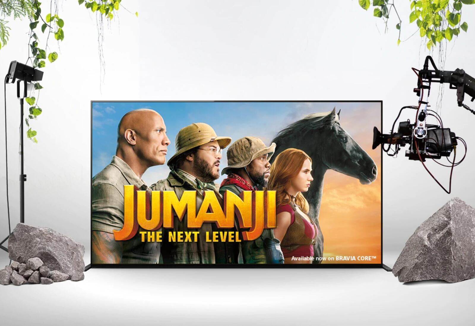 Sony Bravia Core Jumani