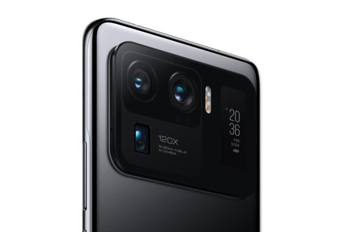 Xiaomi Mi 11 Ultra Kamera Header