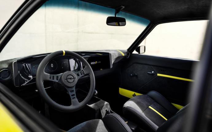 16 Opel Manta Gse Elektromod 515572