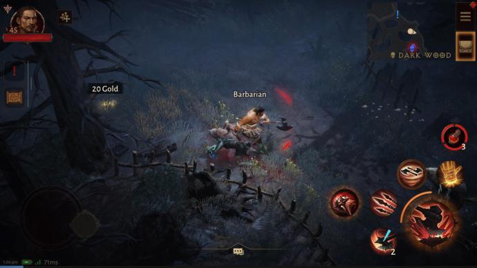 Diablo Immortal Screen2