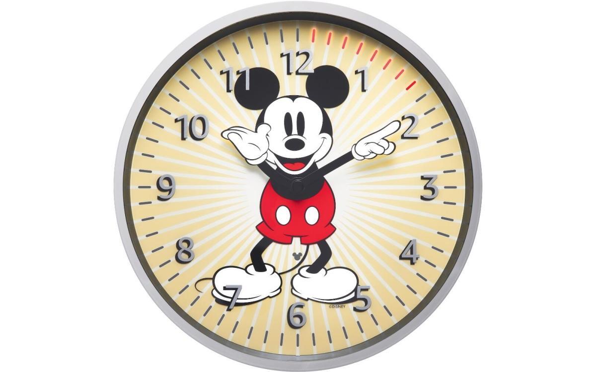 Echo Wall Clock Disney Micky Maus Sonderedition 01