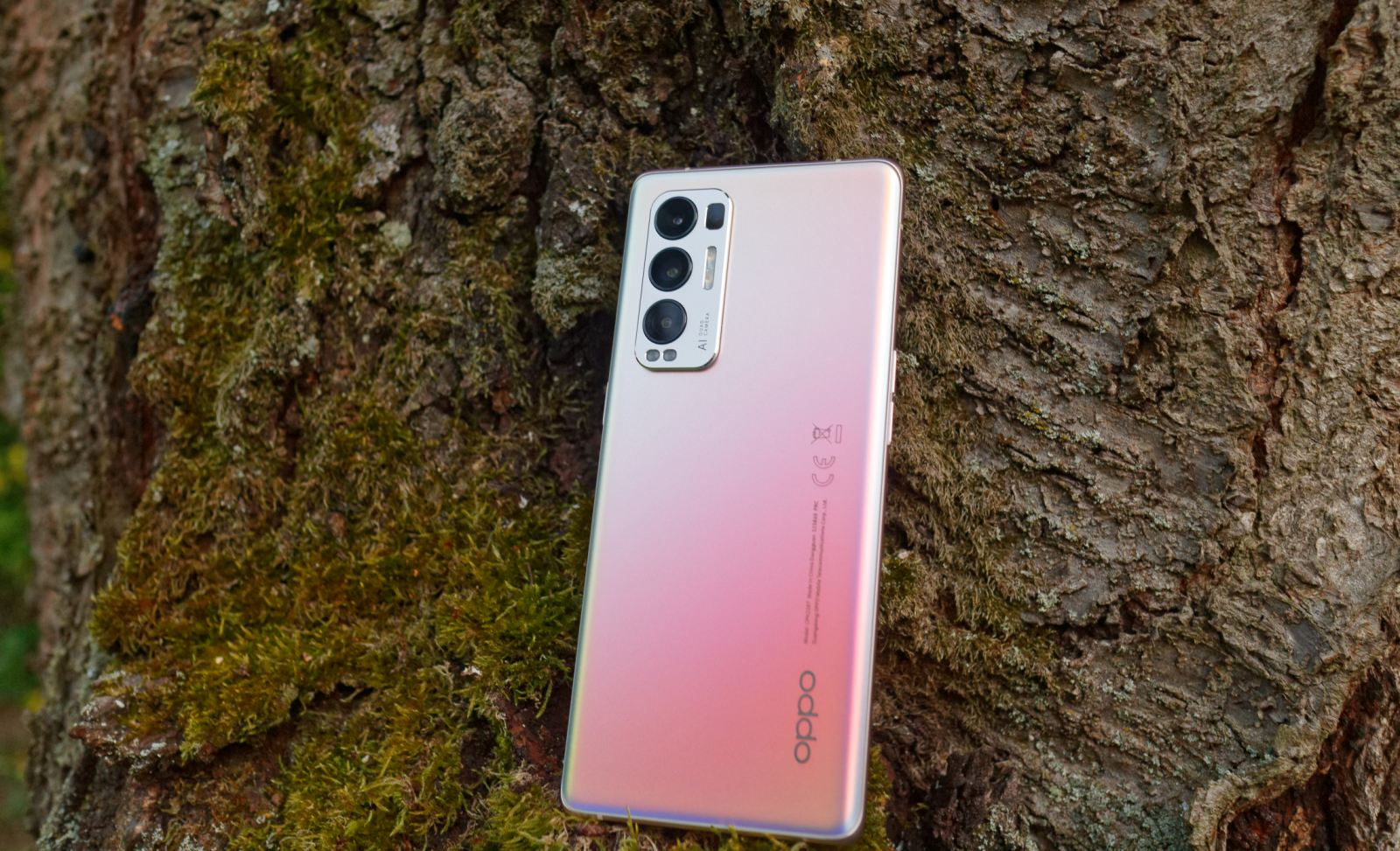 Oppo Find X3 Neo Back 3