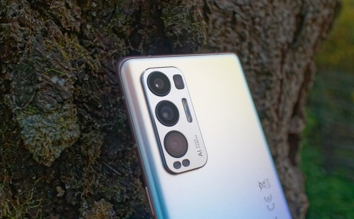 Oppo Find X3 Neo Camera 2