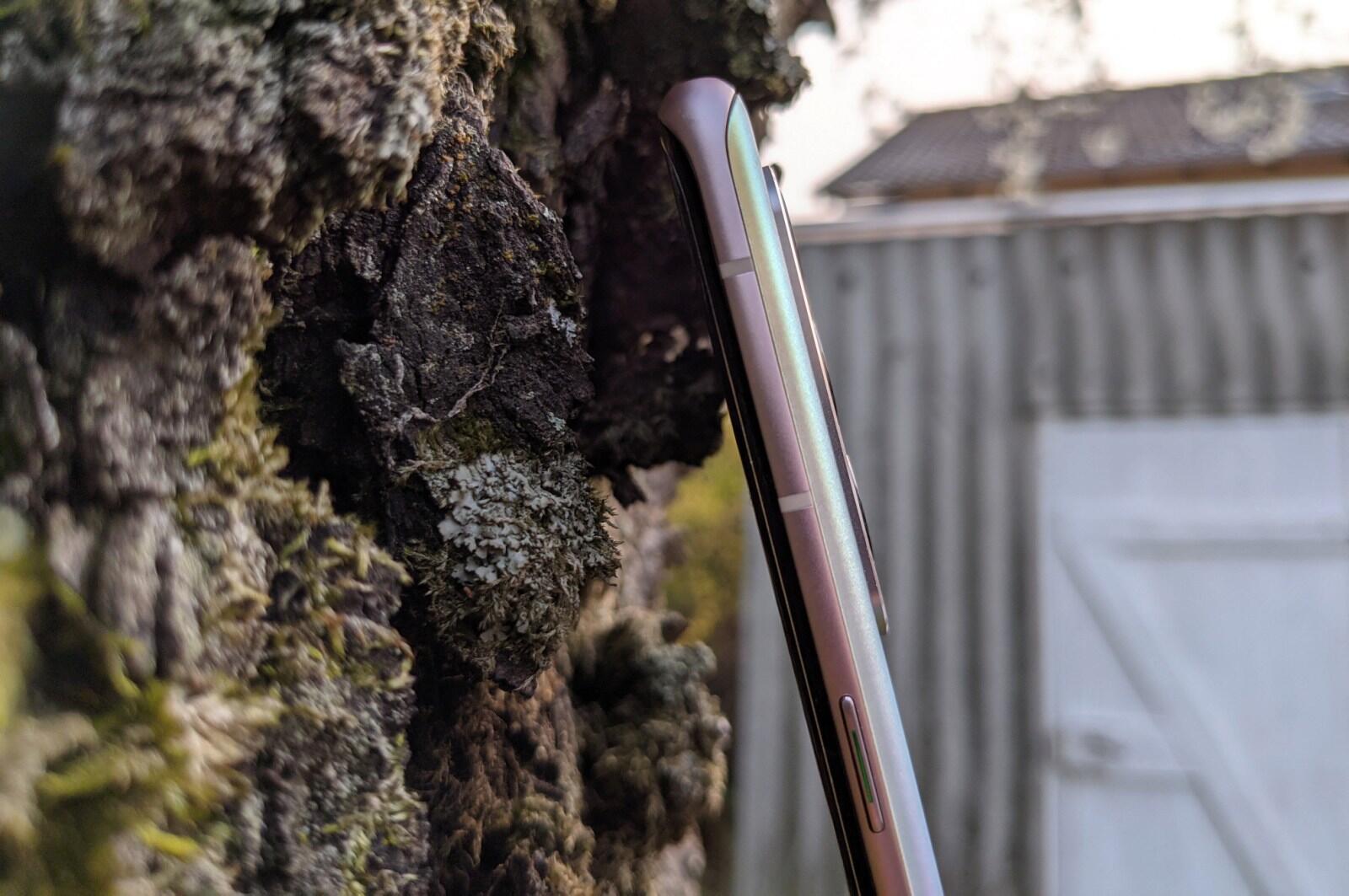Oppo Find X3 Neo Side 2