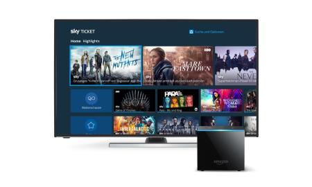 Sky Ticket App Auf Fire Tv Cube