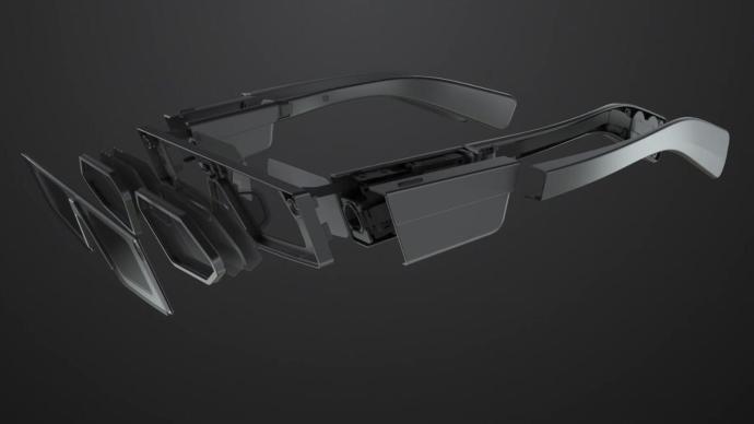 Snap Spectacles 4 Aufbau