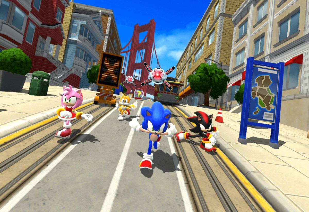 Sonic Header