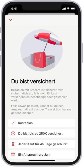 Stocard Pay Kaeuferschutz 2