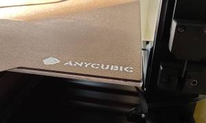 Anycubic Vyper Pei Platte