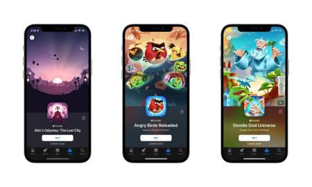 Apple Arcade Sommer 2021