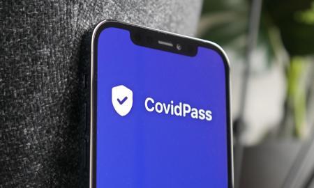 Covidpass Header