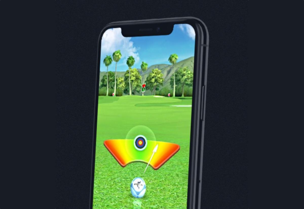 Golf Clash Header